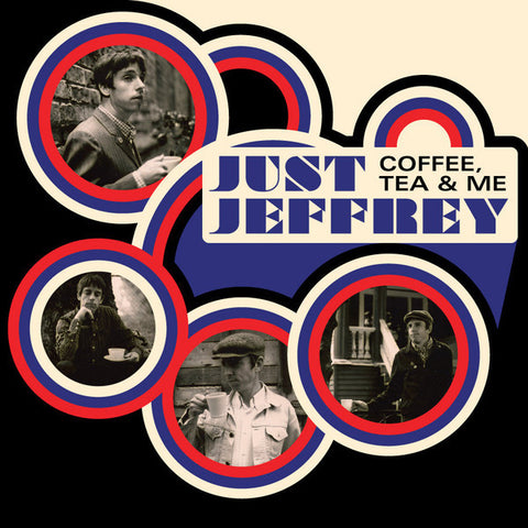 Just Jeffrey- Coffee Tea And Me LP ~EX TRANZMITORS! - Dead Beat Records - Dead Beat Records