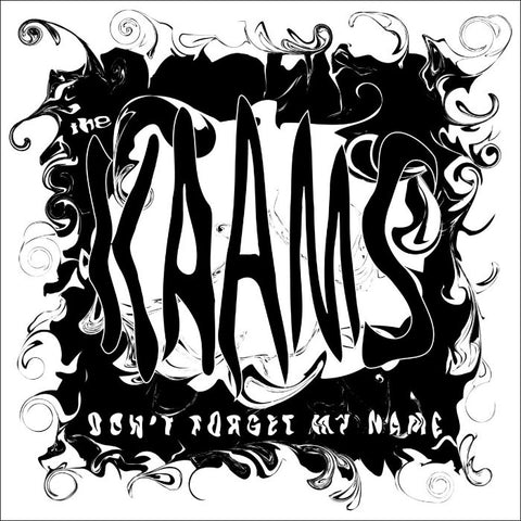 "The Kaams- Don't Forget My Name 7"" ~DIRTBOMBS!"