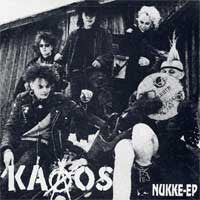 "KAAOS- Nukke 7"" - Havoc - Dead Beat Records"