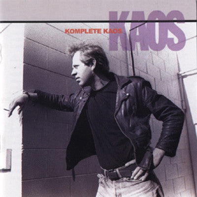 Kaos- Komplete Kaos CD - Artifix - Dead Beat Records