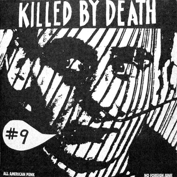 V/A- Killed By Death #9 CD ~REISSUE!