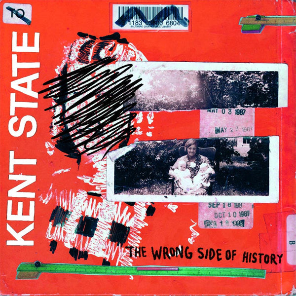 Kent State- The Wrong Side Of History LP ~EX DEEP SLEEP!