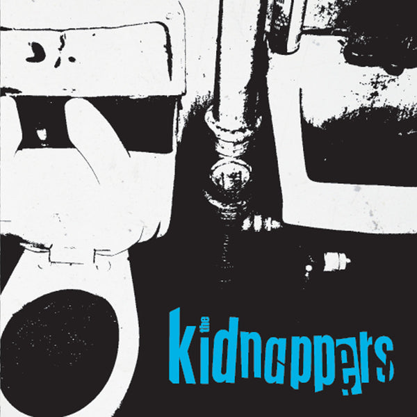 "Kidnappers- Pills 7"" ~THE RECORDS!"