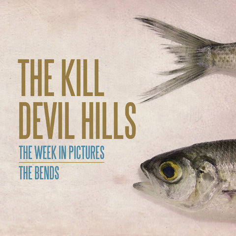"Kill Devil Hills- Week In Pictures 7"" ~NICK CAVE! - Beast - Dead Beat Records"