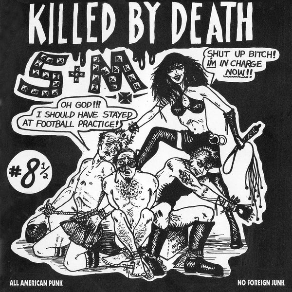 V/A- Killed By Death #8.5 CD ~REISSUE!