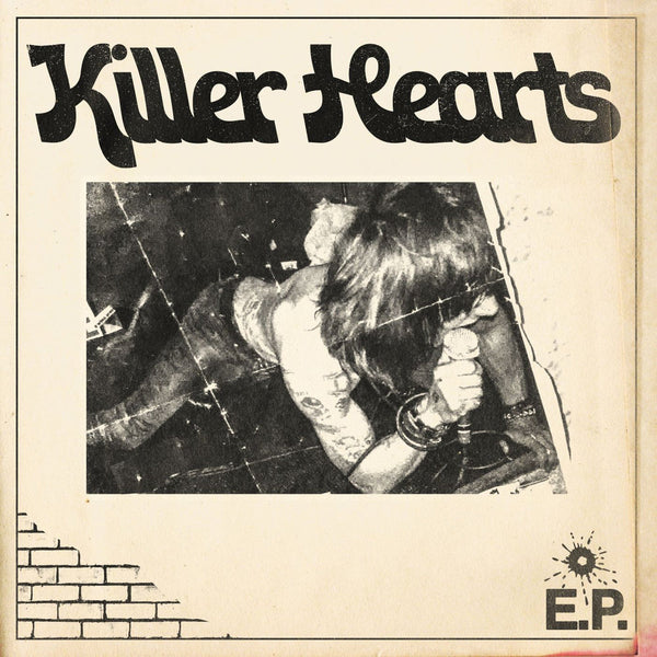 "Killer Hearts- S/T 7"" ~EX ELECTRIC FRANKENSTEIN / WRONG ONES!"