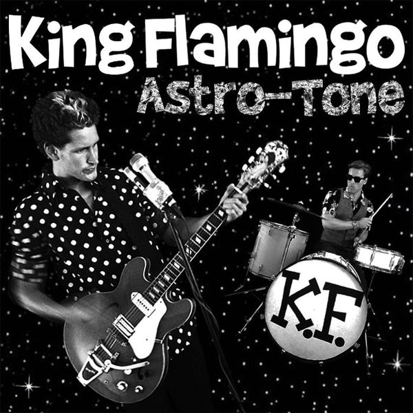 "King Flamingo- Astro-Tone 7"" ~EX SHRILLS!"