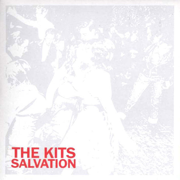 "Kits- Salvation 7"" ~BLACKTOP!"