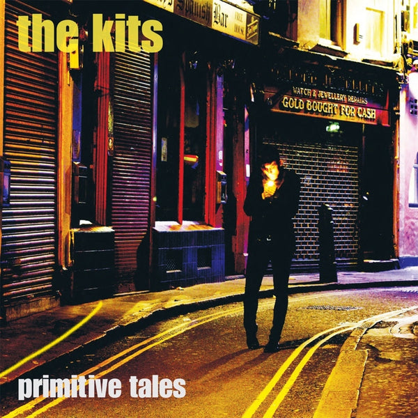Kits- Primitive Tales LP ~DIRTBOMBS!