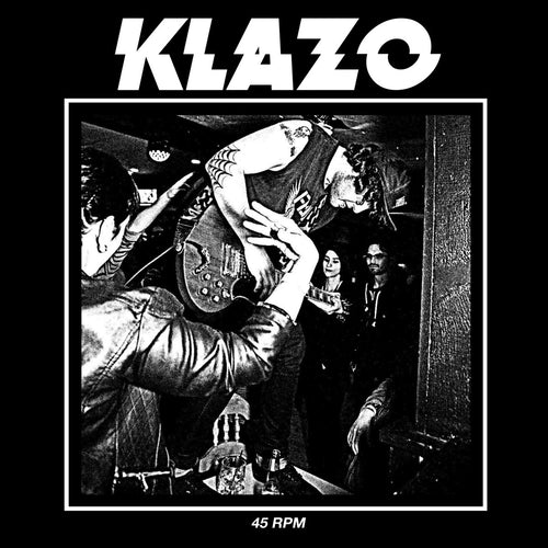 Klazo- Embarrassed Of Living LP ~CRAMPS!