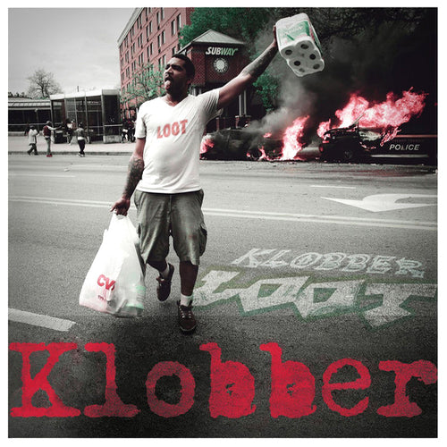 Klobber- Loot LP ~GHOST HIGHWAY RECORDINGS!