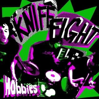 "Knife Fight- Hobbies 7"" ~THE DIRTYS - Aarght! - Dead Beat Records"