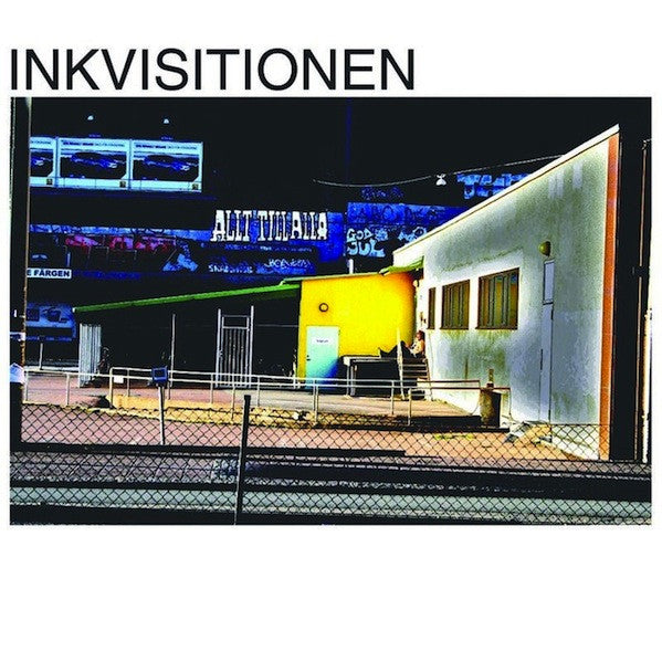 Kronofogden / Inkvisitionen split LP ~250 COPIES PRESSED! - Ken Rock - Dead Beat Records