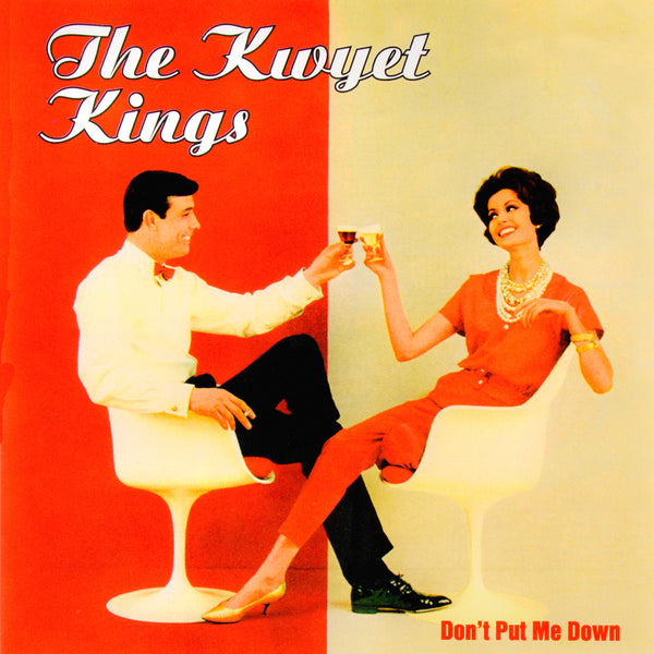 "Kwyet Kings- Don't Put Me Down 7"" ~EX TURBONEGRO / YUM YUMS!"
