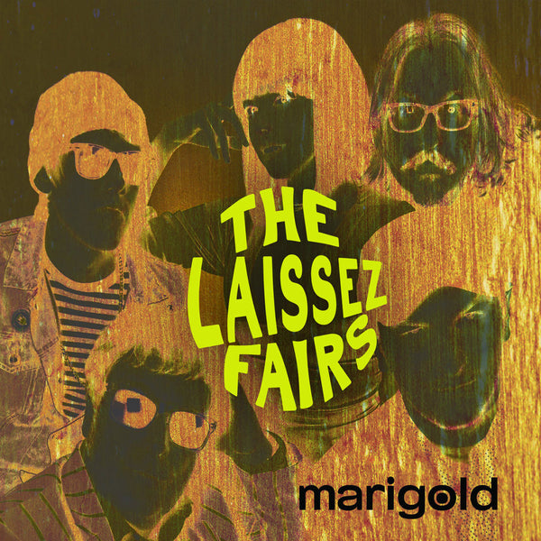 Laissez Fairs- Marigold CD ~EX STEPPES / GATEFOLD COVER!