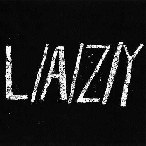 "Lazy- Creeps 7"" ~LOGO COVER LTD TO 66 COPIES! - Goodbye Boozy - Dead Beat Records"