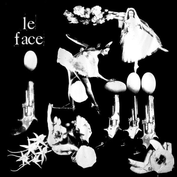 Le Face- S/T LP ~ELECTRIC EELS!