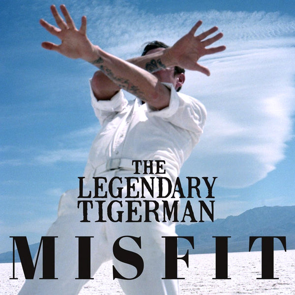 Legendary Tiger Man- Misfit LP ~QUEENS OF THE STONE AGE / RARE WHITE WAX!