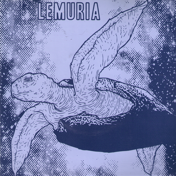 "Lemuria- Ozzy 7"" ~RARE WHITE WAX!! - Art Of The Underground - Dead Beat Records - 1"