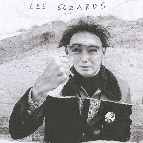 Les Suzards- S/T LP ~HEARTBREAKERS!