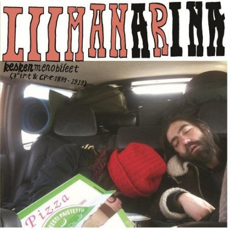 Liimanarina-  Keskenmenobileet LP - TNT Tapes - Dead Beat Records
