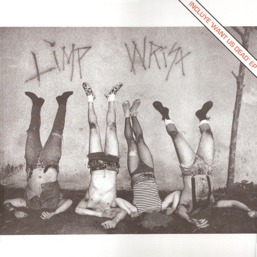 Limp Wrist- Want Us Dead LP - La Vida Es Un Mus - Dead Beat Records