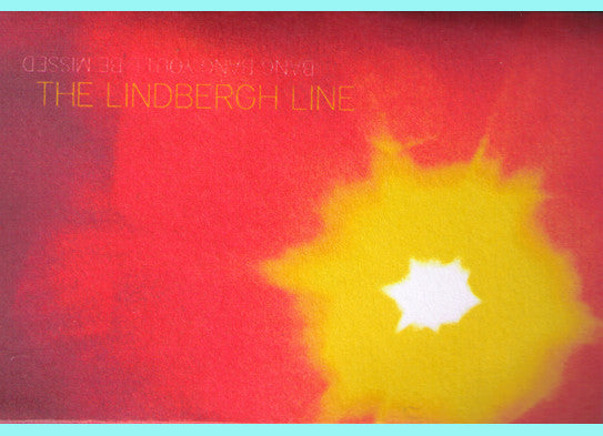 The Lindbergh Line- Bang Bang You'll Be Missed CS ~ LTD TO 100! - Scotch Tapes - Dead Beat Records