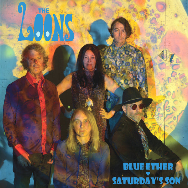 Loons- Blue Ether 7""
