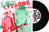 "Lot Lizards- Nightmare Creep 7"" - Yakisakana - Dead Beat Records"