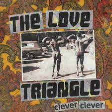 The Love Triangle- Clever Clever LP ~EX GOOD THROB! - Sorry State - Dead Beat Records