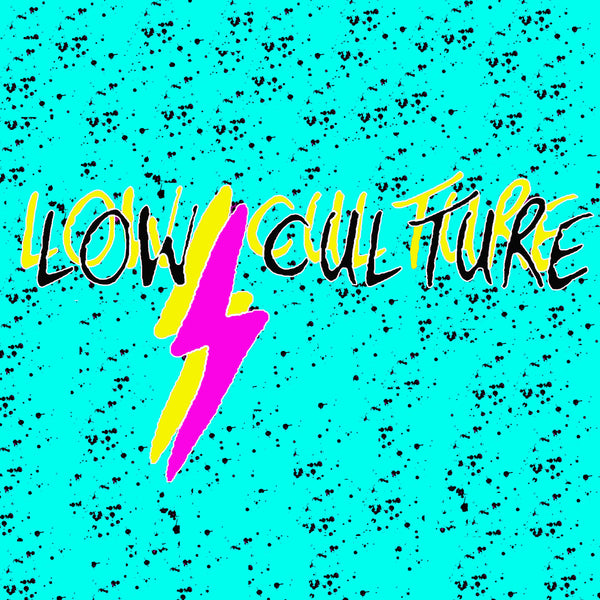 "Low Culture - S/T 7""   ~EX MARKED MEN!"