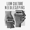 "Low Culture / Needles Pins- Split 7"" ~EX MARKED MEN!"