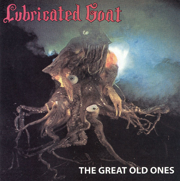 Lubricated Goat- The Great Old Ones CD > EX COP SHOOT COP! - Reptilian - Dead Beat Records