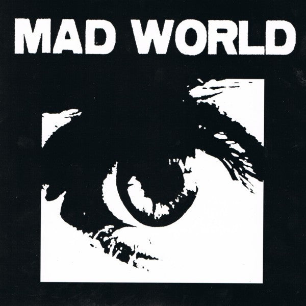 "Mad World- S/T 7"" URBAN WASTE! - Even Worse - Dead Beat Records"