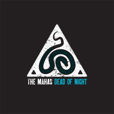 "THE MAHAS- Dead Of Night 7"" ~500 PRESSED! - Cutthroat - Dead Beat Records"