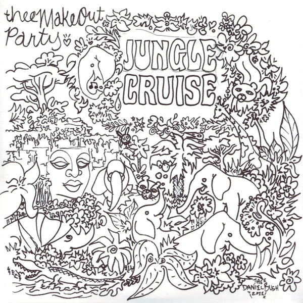 "Thee Makeout Party - Jungle Cruise 7"" ~REDD KROSS!"
