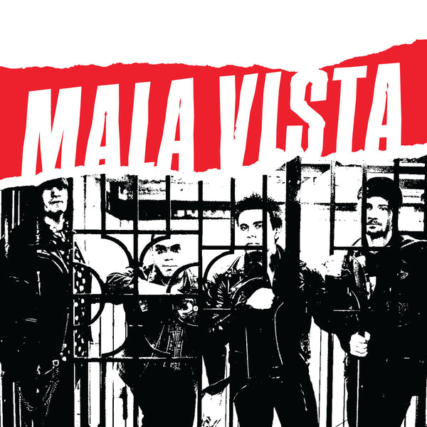 "Mala Vista- S/T 7"" ~GG ALLIN AND THE JABBERS!"
