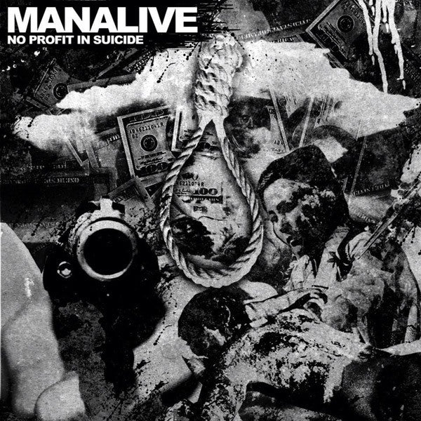 "Manalive- No Profit In Suicde 7"" ~EX KILL YOUR IDOLS! - Bitter Melody - Dead Beat Records"