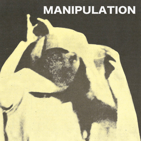 Manipulation- S/T LP ~300 PRESSED! - Sorry State - Dead Beat Records