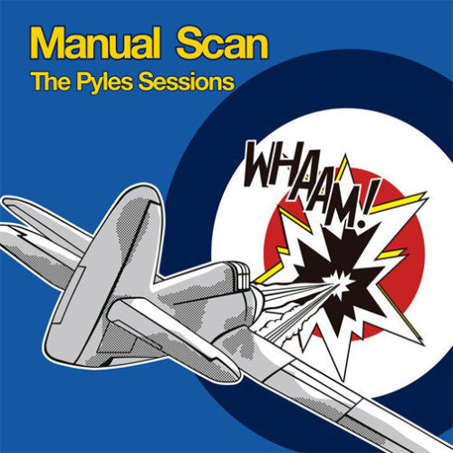 "Manual Scan- The Pyles Sessions 10"" ~EX SHAMBLES! - Snap!! - Dead Beat Records"