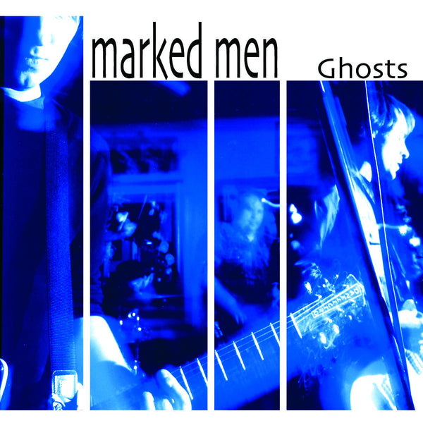 Marked Men- Ghosts CD ~EX RADIOACTIVITY!