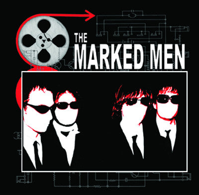 Marked Men - S/T CS ~LTD TO 500 COPIES! - Dirt Cult - Dead Beat Records