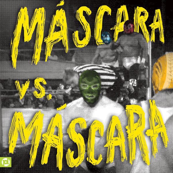 Máscaras- Mascara vs Mascara LP - RESURRECTION - Dead Beat Records