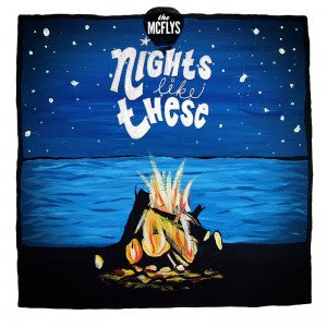 The McFlys- Nights Like These LP ~MONSULA! - Night Fighter - Dead Beat Records