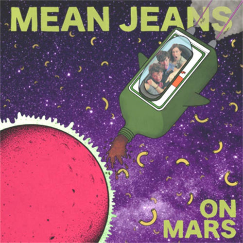Mean Jeans- On Mars LP