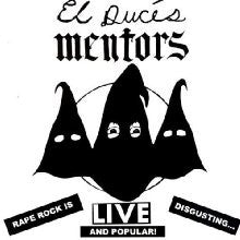 Mentors- Live and Popular CD - Mystic - Dead Beat Records