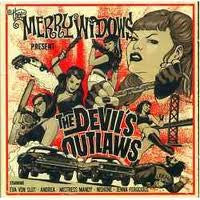 Merry Widows- The Devil's Outlaws LP - People Like You - Dead Beat Records