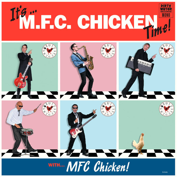 MFC Chicken- It's MFC Chicken Time LP ~THE SONICS!