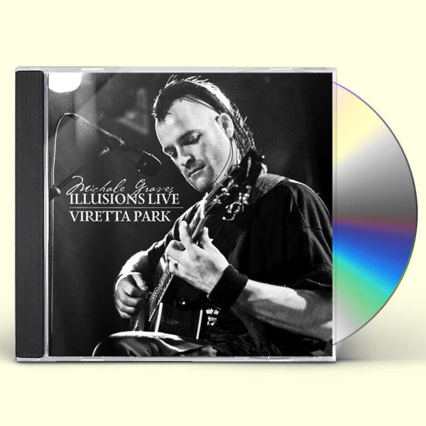 Michale Graves- Illusions Live / Viretta Park CD ~EX MISFITS / WITH 6 BONUS TRACKS!
