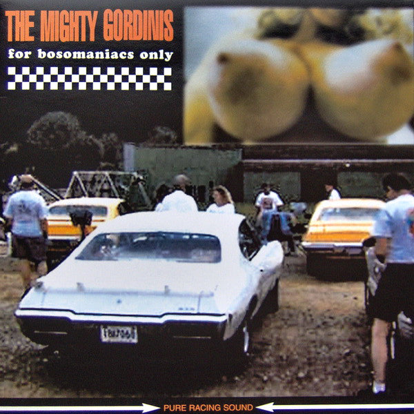 Mighty Gordinis- For Bosomaniacs Only LP ~THE ASTRONAUTS / EX VICE BARONS!